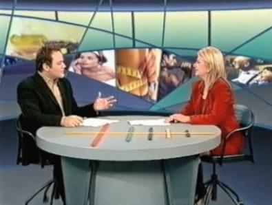 MEGA Channel News ΕΦΗ ΡΟΜΠΟΤΗ - EFI ROBOTI ΜΑΙΕΥΤΗΡΑΣ-ΧΕΙΡΟΥΡΓΟΣ ΓΥΝΑΙΚΟΛΟΓΟΣ GYNAECOLOGIST – OBSTETRICIAN