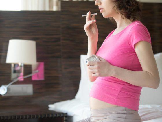 Το κάπνισμα και πως μπορεί να επηρρεάσει την εγκυμοσύνη Smoking During Pregnancy the Risks