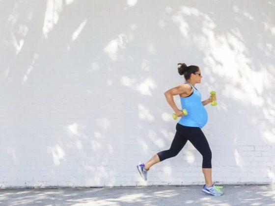 Εγκυμοσύνη και τρέξιμο Running and Pregnancy